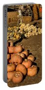 Fall Squash Portable Battery Charger