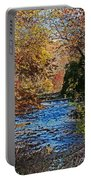 Fall Stream Portable Battery Charger