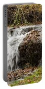 Fall Time Waterfalls Portable Battery Charger