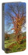 Fall Trees 5 Of Wnc Portable Battery Charger