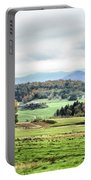 Fall Vermont Landscape Portable Battery Charger