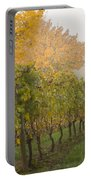Fall Vineyard Colors Portable Battery Charger