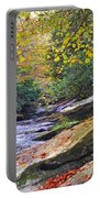 Fall Waterfall Portable Battery Charger