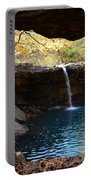Falling Water View Portable Battery Charger