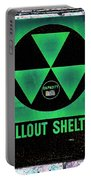 Fallout Shelter Wall 1 Portable Battery Charger
