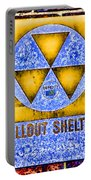 Fallout Shelter Wall 3 Portable Battery Charger