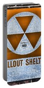 Fallout Shelter Wall 8 Portable Battery Charger