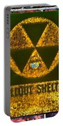 Fallout Shelter Wall 9 Portable Battery Charger