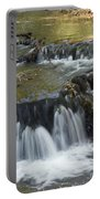 Falls Along Big Stone Lake Portable Battery Charger