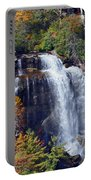 Falls In Fall Portable Battery Charger
