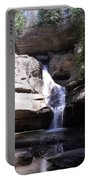Falls In Hocking Hills Portable Battery Charger