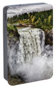 Falls In Love Portable Battery Charger