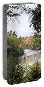 Falls In The Distance Portable Battery Charger