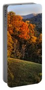 Fall's Mountainside Cascade Portable Battery Charger