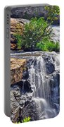 Falls Of Reedy River Portable Battery Charger