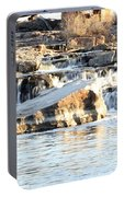 Falls Park Waterfalls Portable Battery Charger