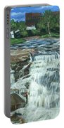Falls River Park Portable Battery Charger