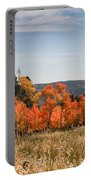Fall's Splendor - Casper Mountain - Casper Wyoming Portable Battery Charger