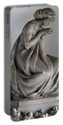 Famiglia Meretti Grave Marker Monumental Cemetery Milan Italy Portable Battery Charger