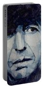 Famous Blue Raincoat Portable Battery Charger by Paul Lovering