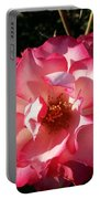 Fancy Flaminco Rose Portable Battery Charger
