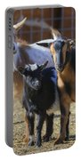 Fancy Goats Portable Battery Charger