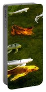 Fancy Tail Koi Portable Battery Charger