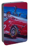 Fangio At Monaco 57 Portable Battery Charger