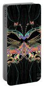 Fantasy Butterfly Portable Battery Charger