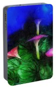 Fantasy Flowers Lux Portable Battery Charger