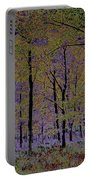 Fantasy Forest Art Portable Battery Charger