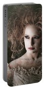 Fantasy Mystical Girl Portable Battery Charger