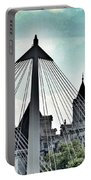 Fantasy London . Old Spires New Portable Battery Charger