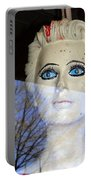 Far Away Eyes Portable Battery Charger