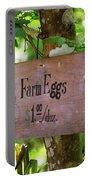 Farm Eggs Portable Battery Charger