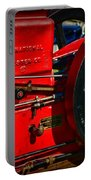 Farm Equipment - International Harvester Feed And Cob Mill Portable Battery Charger