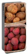 Farm Potatoes Portable Battery Charger