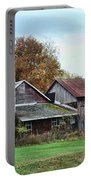Farm - The Old Barn Portable Battery Charger
