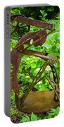 Farm Worker Portable Battery Charger