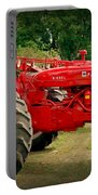 Farmall M-ta Portable Battery Charger