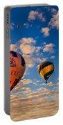 Farmer's Insurance Hot Air Ballon Portable Battery Charger