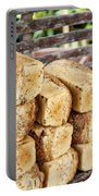 Farmers Market Bread Portable Battery Charger