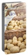 Farmers Potatoes Portable Battery Charger