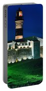 Farol Da Barra - Salvador - Bahia Portable Battery Charger