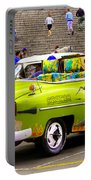 Fast And Furious In Cuba Portable Battery Charger