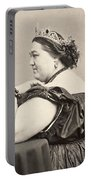 Fat Lady, 19th Century Portable Battery Charger