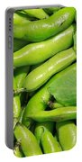 Fava Bean Pods Portable Battery Charger