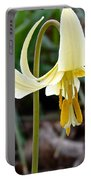 Fawn Lily Portable Battery Charger