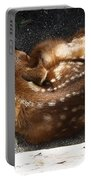 Fawn Resting Portable Battery Charger