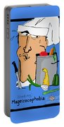 Fear Of Cooking Portable Battery Charger